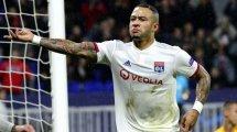 L'AC Milan fait de Memphis Depay son objectif en cas de départ de Rebic