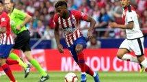 L'Atlético de Madrid attend beaucoup plus de Thomas Lemar