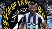 Info FM, Udinese : Molla Wagué : «J'ai envie de relever un nouveau challenge »