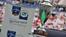 Les résultats complets des 8es de finale de la Coupe Gambardella