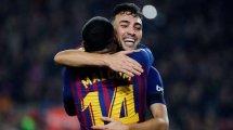 Le FC Barcelone blackliste Munir El Haddadi