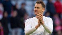 Bayern Munich : ça sent très mauvais pour Manuel Neuer !