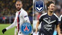PSG-Bordeaux : les compos probables