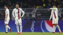 PSG : les joueurs tentent d'expliquer la défaite