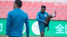 Obafemi Martins tente un surprenant come back