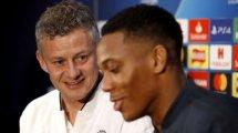 Le malaise Anthony Martial enfle à Manchester United