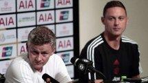 Manchester United : Nemanja Matic met un coup de pression à Ole Gunnar Solskjaer