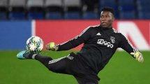 PSG, Chelsea : l'Ajax fixe le prix d'André Onana