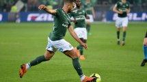 Saint-Etienne : Utrecht met déjà Oussama Tannane à la porte !