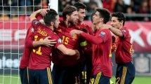 Éliminatoires Euro 2020 : l'Espagne inflige un 7-0 à Malte, l'Italie poursuit son sans-faute, la Suède qualifiée !