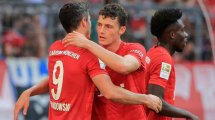 Bayern Munich : Benjamin Pavard met tout le monde d'accord
