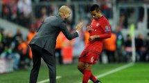 Pep Guardiola valide la venue de Thiago Alcantara en Premier League