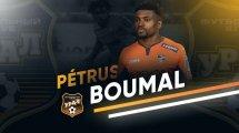 Info FM, Pétrus Boumal : « bien sûr, j'aimerais bien revenir jouer en France (...) ou pourquoi pas retrouver Jérôme Roussillon en Bundesliga »