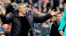 FC Barcelone : les confessions mercato de Quique Setién