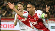 Ligue 1 : Radamel Falcao permet à Monaco de ramener un point de Rennes