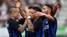 Le mercato audacieux de l'Inter Milan