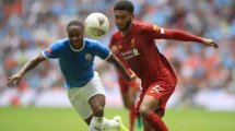 Au bout du suspense, Manchester City remporte le Community Shield face à Liverpool