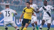 Le Barça a lancé l'assaut final pour Raphaël Guerreiro