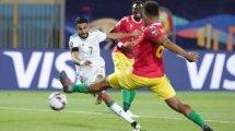 CAN 2019 : l'Algérie fait très grosse impression face à la Guinée et file en 1/4 !