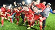Info FM, Rodez : Arthur Desmas :  « On a prouvé qu'on méritait de jouer en Ligue 2 »