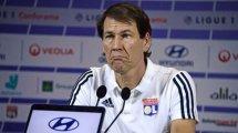 OL : Rudi Garcia est ravi de son milieu de terrain et prévient Thiago Mendes