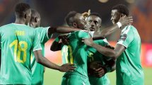 CAN 2019 : le Sénégal s'en sort contre l'Ouganda et rejoint le Bénin en quarts de finale