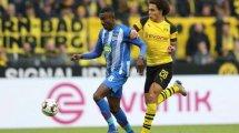 Bundesliga : Dortmund cale contre le Hertha, le Bayern revient fort