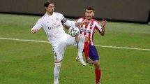 Supercoupe d'Espagne : le Real Madrid vient à bout de l'Atlético aux tirs au but et remporte son premier trophée de la saison