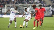 Ligue 1 : Nice chute à Amiens, Guingamp fait craquer Angers en fin de match