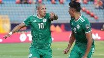 Algérie-Nigeria : les compos probables