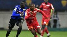 Lorient s'offre Stéphane Diarra
