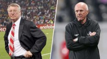 Angleterre : l'improbable dispute entre Sir Alex Ferguson et Sven-Göran Eriksson
