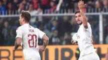 Theo Hernandez raconte ses premiers pas à l'AC Milan