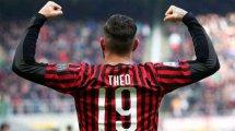 Theo Hernandez s'éclate à l'AC Milan