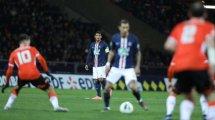 Lorient - PSG : les notes du match