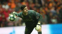 Thibaut Courtois estime que le Barça ne devrait pas être sacré champion d'Espagne