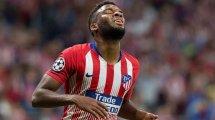 Atlético : les terribles statistiques de Thomas Lemar
