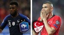 France - Turquie : les compositions probables