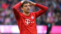 Thomas Müller veut quitter le Bayern Munich en janvier