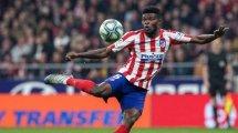 Atlético de Madrid : ça commence à sentir mauvais pour Thomas Partey