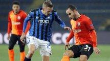 Ligue des Champions : l'Atalanta obtient son billet pour les 8es en battant le Shakhtar, Gabriel Jesus porte Manchester City face au Dinamo Zagreb