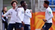 Coupe du Monde U20 : la France enchaîne face au Mali et affrontera les Etats-Unis en huitièmes de finale