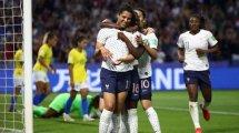 Coupe du Monde : l'équipe de France vient à bout du Brésil en prolongation !