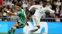 Zinedine Zidane et le Real Madrid ferment la porte à Vinicius Junior
