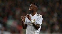 Real Madrid : l'envol de Vinicius Junior