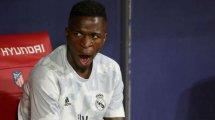 Real Madrid : le spleen de Vinicius Junior