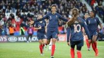 Coupe du Monde : les Bleues brillent pour leurs débuts et étrillent la Corée du Sud