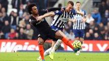 Premier League : Chelsea accroché par Brighton, Aston Villa se donne de l'air en battant Burnley