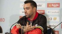 Xavi avait posé 8 conditions pour dire oui au Barça
