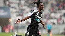 Serie A: Yann Karamoh croit toujours au maintien de Parme